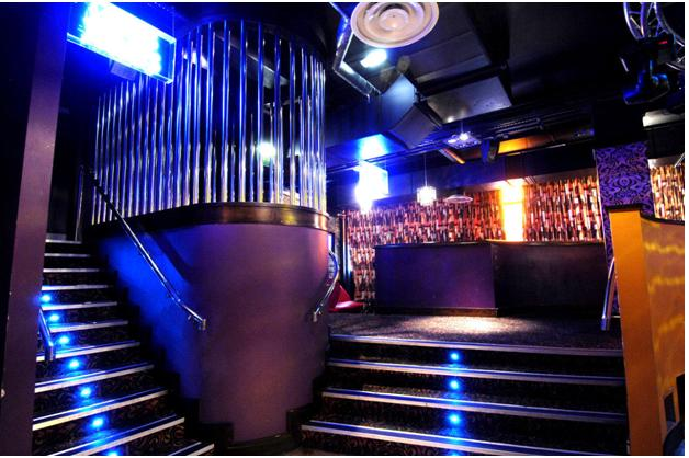 "Love Shack <br><span style=""font-size:x-small;"">complete refurbishment of this nightclub in Durham City Centre</span>"