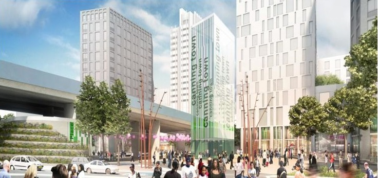 "Canning Town, London <br><span style=""font-size:x-small;"">Energy Centre Upgrade</span>"