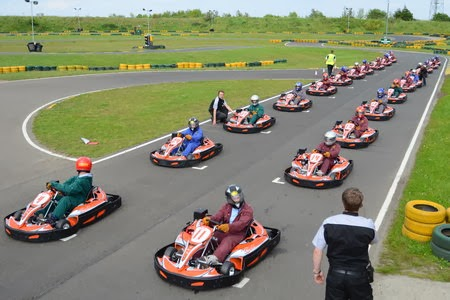 Enterprise and Innovation Centre Go-Kart Challenge