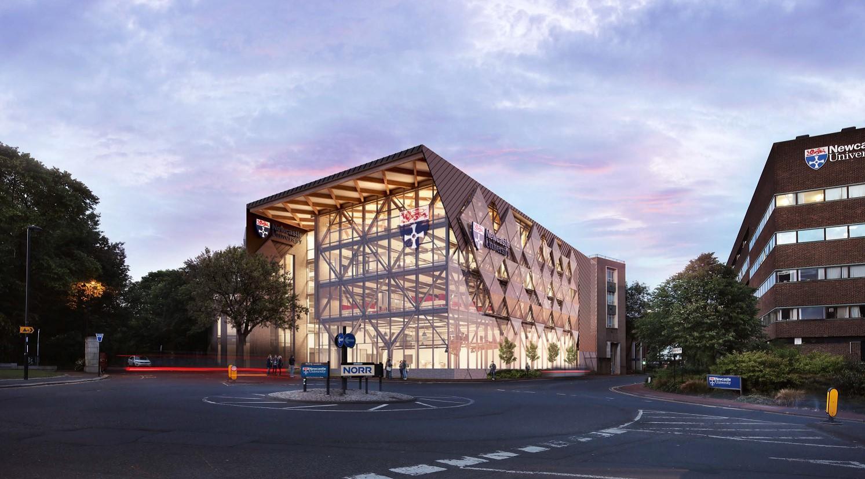 Stephenson-Building